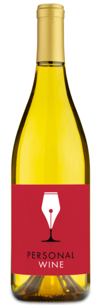 2017 Rushing River California Chardonnay - Labeled Example