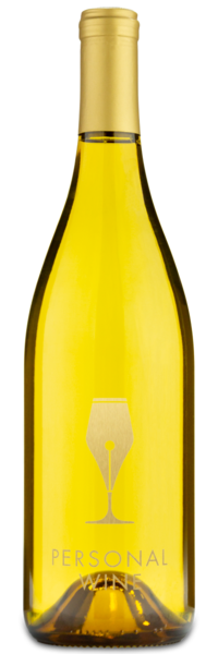 2017 Rushing River California Chardonnay - Engraved Example