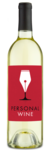 2017 Wildfire Sauvignon Blanc -  Labeled Example