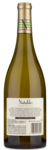 2016 Notable Chardonnay - Winery Back Label