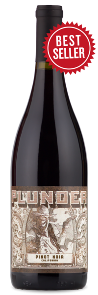 2017 Plunder California Pinot Noir - Winery Front