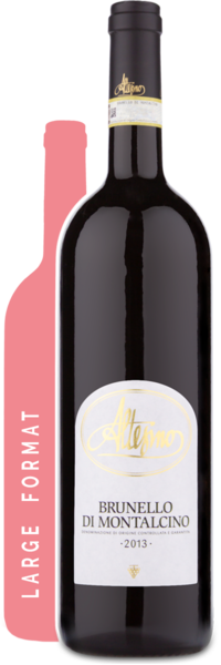 2013 Altesino Brunello di Montalcino Magnum - Winery Front Label