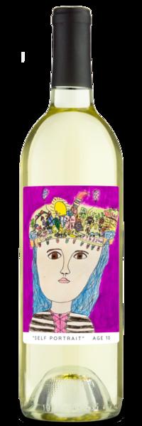 2017 Wildfire Sauvignon Blanc -  Labeled Example