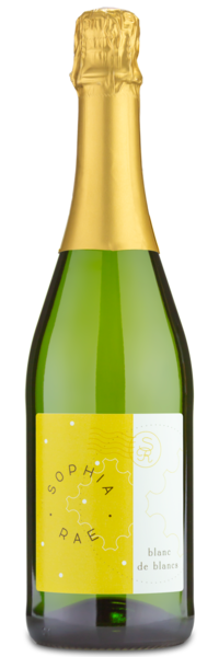 Sophia Rae Blanc de Blancs - WInery Front Label