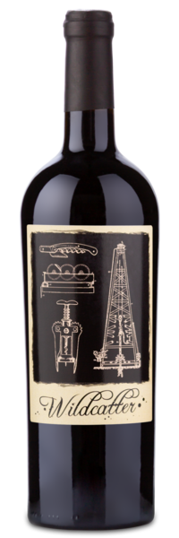 2014 Wildcatter Mt. Veeder Cabernet - Winery Front Label