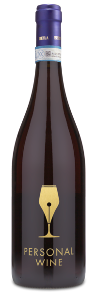 2016 Bera Brachetto Piemonte DOC - Engraved Example