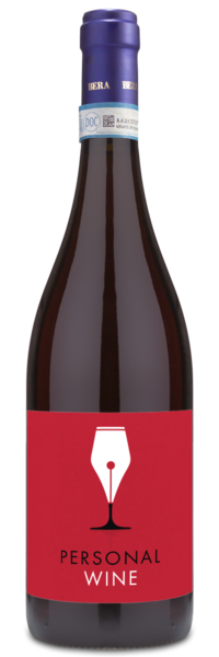 2016 Bera Brachetto Piemonte DOC - Labeled Example