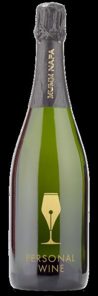 Mumm Napa Brut Prestige Sparkling Wine - Engraving