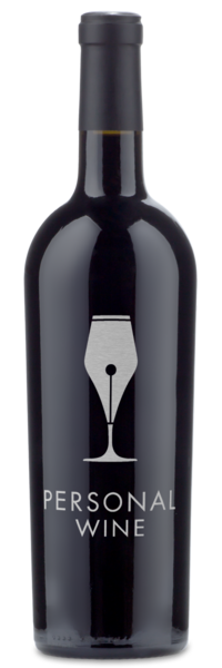 Personal Wine Lot #40 Napa Valley Cabernet Sauvignon - Engraved Example