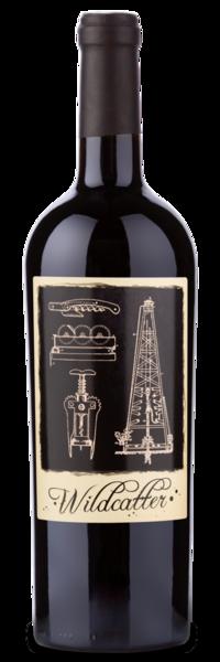 2014 Wildcatter Mt. Veeder Cabernet - Winery Front Label
