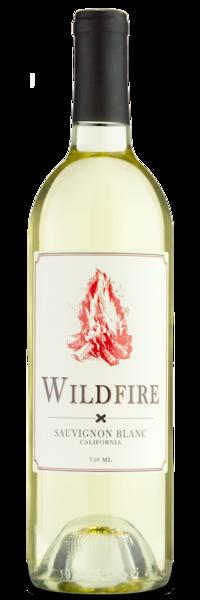 2017 Wildfire Sauvignon Blanc -  Winery Front Label