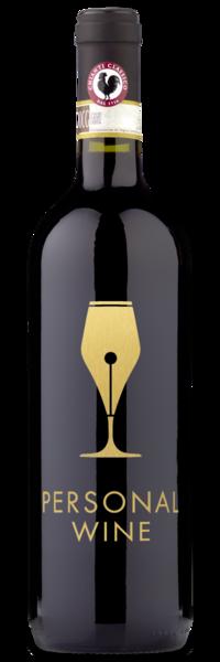 2016 Castello di Volpaia Chianti Classico - Engraved Example