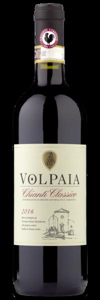 2016 Castello di Volpaia Chianti Classico - Winery Front Label
