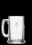 Glass Mug Engraved