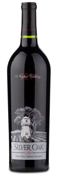 2014 Silver Oak Napa Valley Cabernet Sauvignon - Winery Front