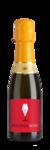 Maschio Prosecco Brun NV Mini Bottle Label