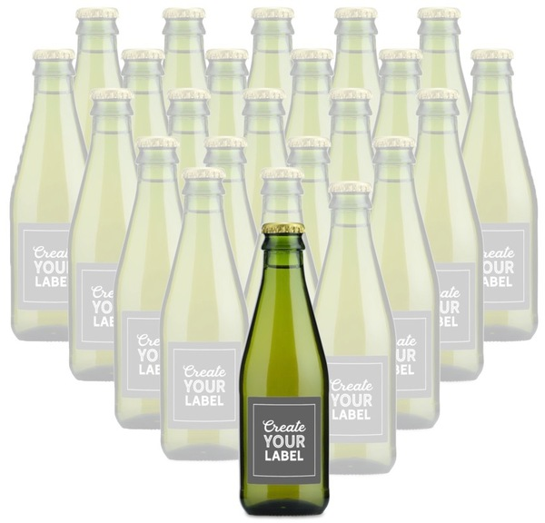 1:24 Scale Bottle of Apple Cider Vinegar by Hudson River Miniatures