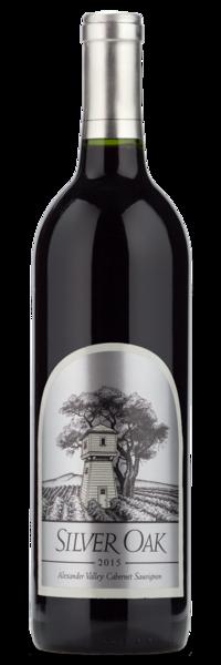 Silver Oak Alexander Valley Cabernet Sauvignon - Winery Front