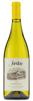 2016 Jordan Chardonnay Russian River Valley wine gift