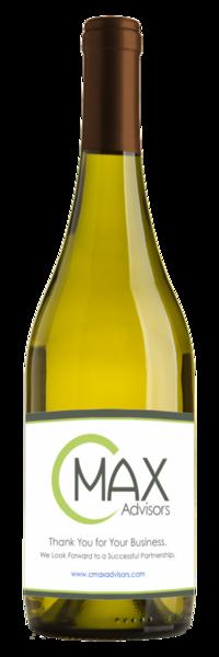 2013 Viva de los Andes Chardonnay - Label