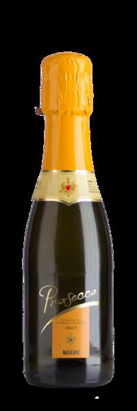 Maschio Prosecco Brun NV Mini Bottle Winery Front