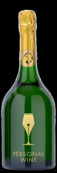 2007 Taittinger Comtes de Champagne Blanc de Blancs - Engraved Example