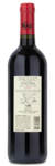 """2017 Tenuta di Biserno """"Insoglio del Cinghiale"""" Toscana IGT - Winery Back Label"""