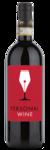 2014 Altesino Brunello di Montalcino - Labeled Example