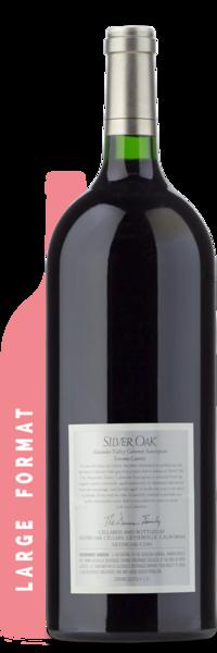 2015 Silver Oak Alexander Valley Cabernet Sauvignon | 1.5L - Winery Back Label