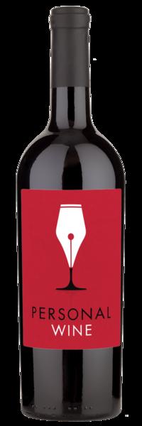 2016 Zahara St. Helena Cabernet Sauvignon - Labeled Example