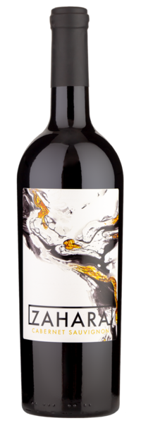 2016 Zahara St. Helena Cabernet Sauvignon - Winery Front Label