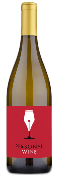 Rushing River California Chardonnay - Labeled Example