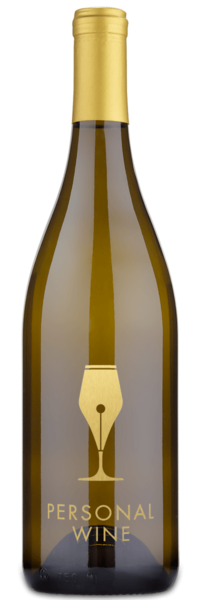 Rushing River California Chardonnay - Engraved Example