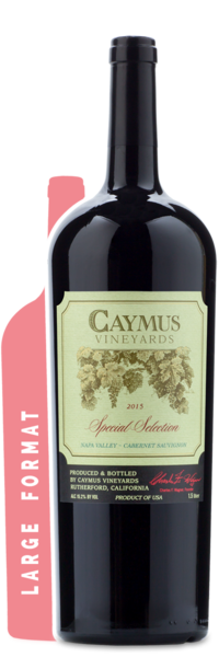 2015 Caymus Special Selection | 1.5L - Winery Front Label
