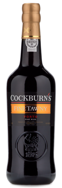 Cockburn's Fine Tawny Port - Winery Front