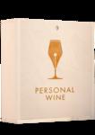 Triple Bottle Pine Box for Wine - Closed