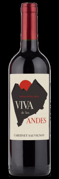 Viva de los Andes Cabernet Sauvignon - Winery Front Label
