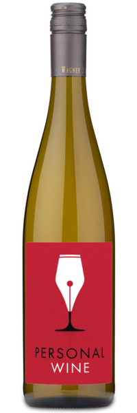 Wagner Stempel Gutswein Riesling - Labeled Example