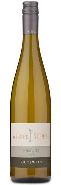 Wagner Stempel Gutswein Riesling - Winery Front Label