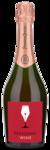 Perrier Jouet Blason Rose - Labeled Example