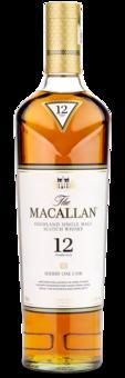 Liq scot macallan 12yr bottlefront