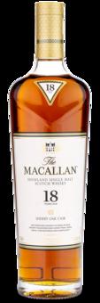 Liq scot macallan 18yr bottlefront