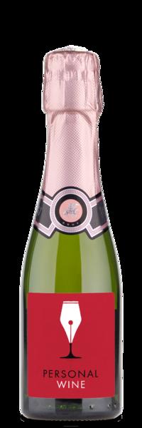 Rotari Prosecco Rose NV Mini Bottle Label