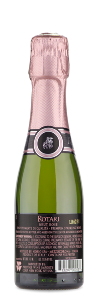 Rotari Prosecco Rose NV Mini Bottle Winery