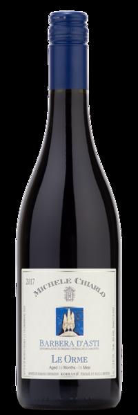 2017 Michele Chiarlo Barbera d'Asti - Winery Front Label