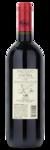 """2018 Tenuta di Biserno """"Insoglio del Cinghiale"""" Toscana IGT - Winery Back Label"""