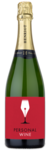 Henriot Brut Souverain - Labeled Example