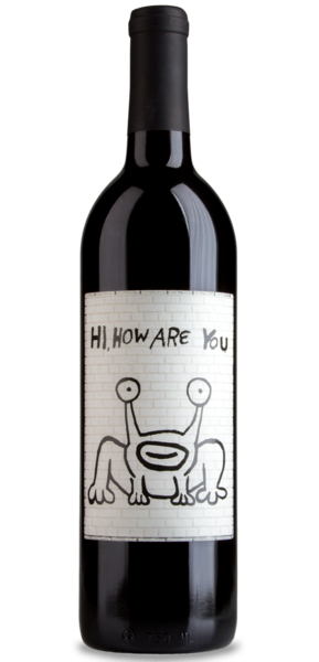 Hi, How Are You Cabernet Sauvignon Winery Front