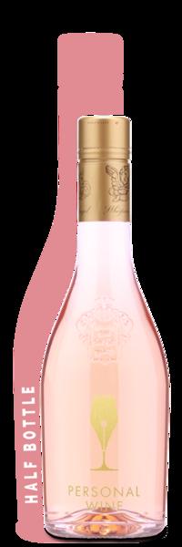 Whispering Angel Half Bottle - Engraved Example