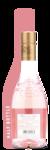 Whispering Angel Half Bottle - Winery Back Label